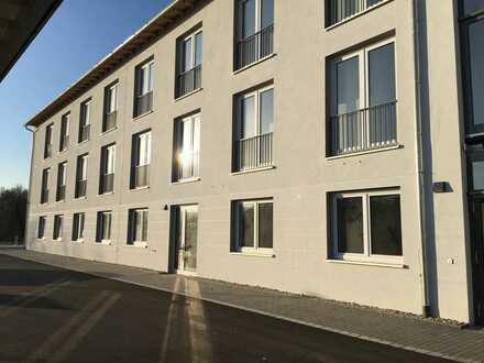 Weiden . Seniorenwohnen PLUS . 1 Zimmer-Apartment mit Balkon
