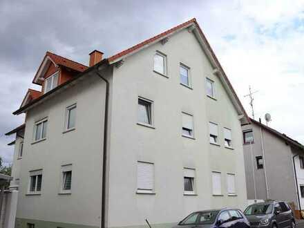 Helle 3-Zimmer-Dachgeschosswohnung in ruhiger Wohnlage Mainhausens