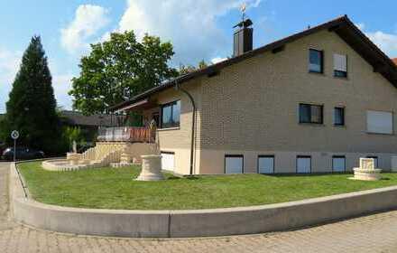 Freistehendes 2-Familienhaus in bester Wohnlage von Landau-Südwest mit Einliegerwohnung und Büro