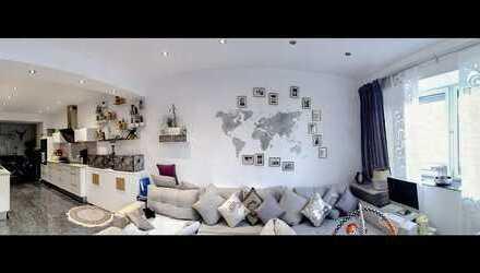 Hochwertig ausgestattet! Wohnung in zentraler, trotzdem ruhiger Lage!