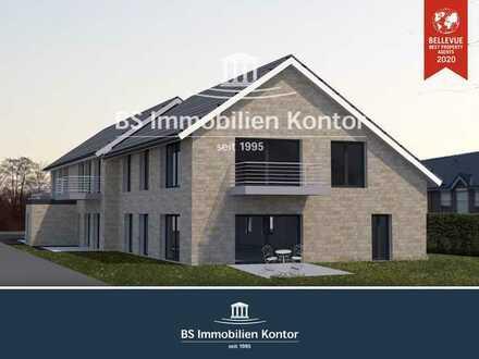 Am Tiergarten! Neubau einer schlüsselfertigen EG-Wohnung (Nr. 1) in zentraler, ruhiger Lage!