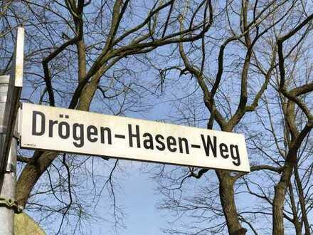 Einmaliges Baugrundstück im Drögen-Hasen-Weg - Bestlage - direkt vom Eigentümer