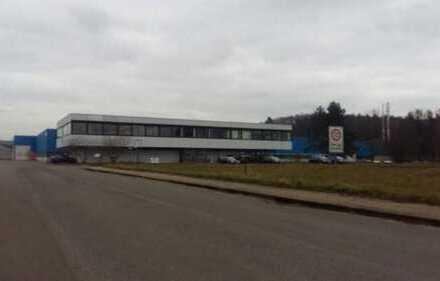 12_VH3364 Industriebetrieb / ca. 40 km nördlich von Schwandorf