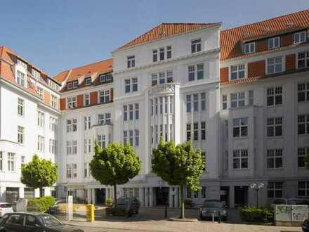 5,4% Rendite!: Frisch renovierte Bürofläche in bester Innenstadtlage Bremens