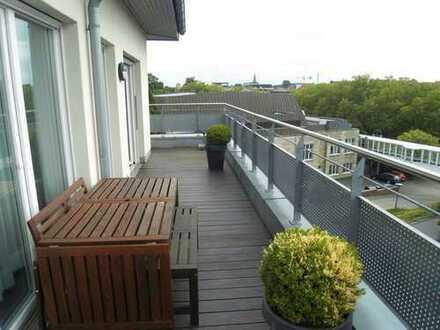 Exklusive Penthousewohnung im Zentrum von Rheine zu verkaufen