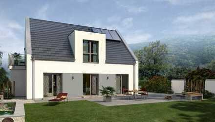 Mit Eigenleistung zum Eigenheim! Ausbauhaus inkl. Grundstück!
