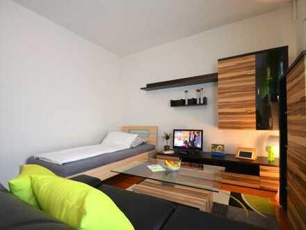 Großzügiges, möbliertes Apartment in Aschaffenburg