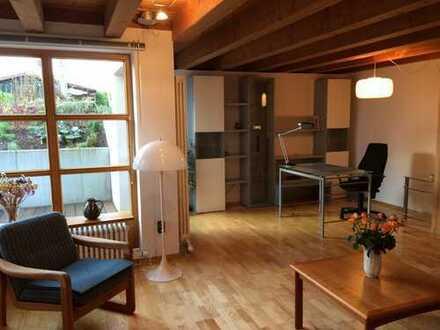 Möblierte 1,5 Zimmer Wohnung in Alsbach