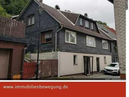 Einfamilienhaus mit Charme im Herzen von Schmiedefeld zu verkaufen!