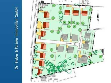 Bauträgerfreies Grundstück für EFH oder ZFH im Leipziger Stadtteil Knautkleeberg-Knauthain