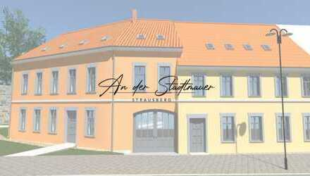 """Barrierefreie 2 Zimmer EG Wohnung mit eigenem GartenNeubauprojekt """"An der Stadtmauer"""" in Strausberg"""