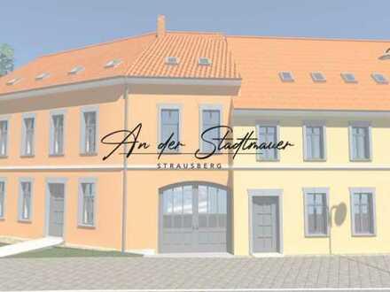 """WE1 zwei Zimmer EG Wohnung mit eigenem GartenNeubauprojekt """"An der Stadtmauer"""" in Strausberg"""