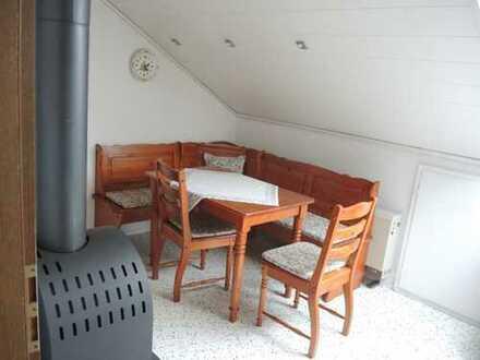 Hirsau, 4-Zimmer-Dachgeschoßwohnung mit Pkw-Stellplatz - separater Ankauf eines Gartens möglich