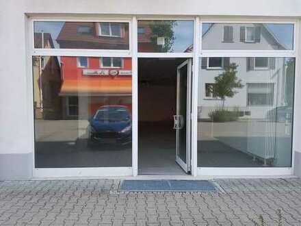 Laden in Ebersbach-Zentrum