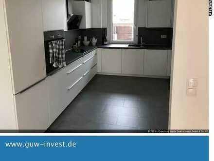 * Gartenwohnung mit Einbauküche* Heppenheim