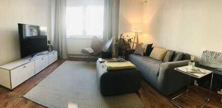 Helle, gut geschnittene 2-Zimmer-Wohnung mit Balkon in Nippes, Köln