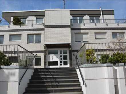 Moderne 4-Raumwohnung mit 105 m² auf einer Ebene in einem repräsentativem Wohnhaus in Essen-Bredeney