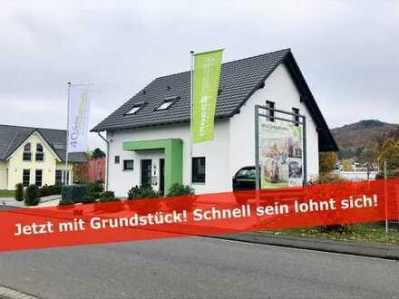 Traumhaus inkl. Grundstück im Neubaugebiet Fuchsfeld/Froschäcker in Ortenberg
