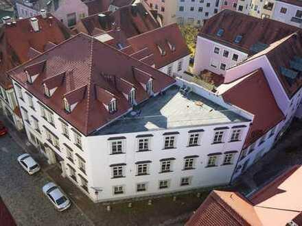 Wohnen und leben in einem barocken Stadtpalais WE 11