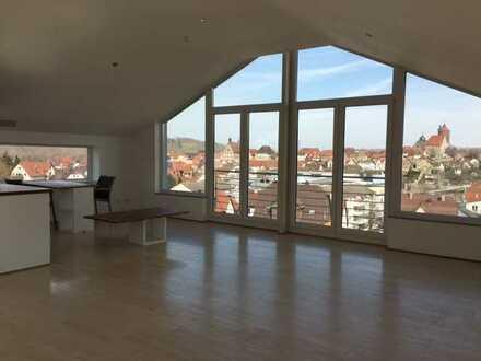 Traumhafter Ausblick über Besigheim!!! Exklusive Mietwohnung mit 3,5-Zimmer