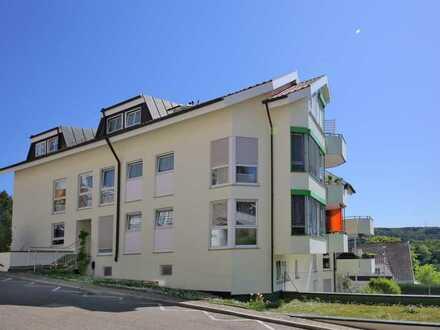 Exklusive Dachwohnung mit perfekter Aussicht