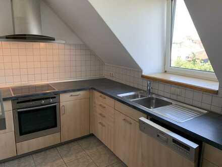 Attraktive 3,5-Zimmer-Maisonette-Wohnung mit Wintergarten - 87m²