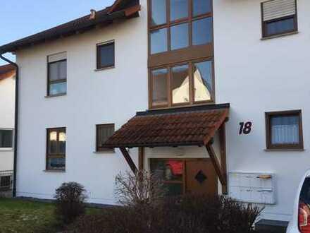 Attraktive 2 Zimmer-Wohnung mit TG-Stellplatz