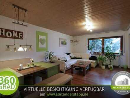 Entspannt wohnen: 3-Zimmer-Etagenwohnung im Nürtinger Stadtteil Raidwangen