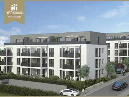 Neubau Erstbezug! Moderne 3-Zi.-Wohnung mit Balkon in Karben