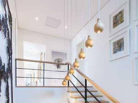 moderne Doppelhaushälfte in exklusiver Nachbarschaft