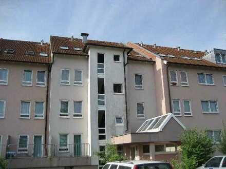 Helle 1-Zimmer-Wohnung mit Bad und Kochnische