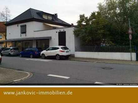 Wohn-und Gewerbeeinheit mit Baugrundstück in Wohnlage von Brühl-Rohrhof