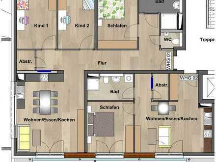 Erdgeschoss - Wohnung 02