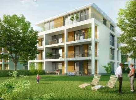 Edle 4 Zimmer Komfortwohnung im 1.OG mit großzügigen Balkon in den Stadtvillen der Lerbachgärten