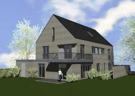 **Stadtnahes Neubau-Zweifamilienhaus in Emsdetten!**