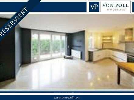 RESERVIERT! Charmante,neuwertige 3-Zimmer-Maisonette-Wohnung mit Terrasse und Einbauküche in Mannhei