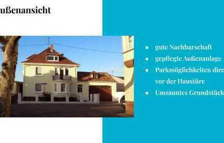 [Provisionsfrei Nähe BASF] Schöne & großzügige 2,5 Zi Whg. mit EBK & Garten in Ludwigshafen Oppau