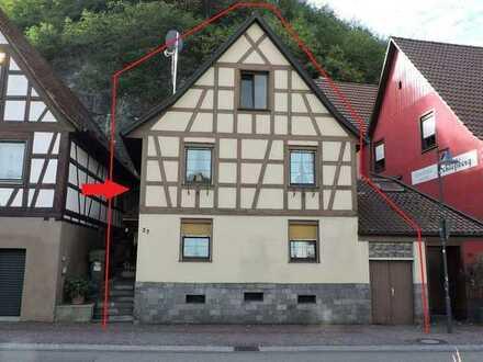 Stadthaus mit Einliegerwohnung