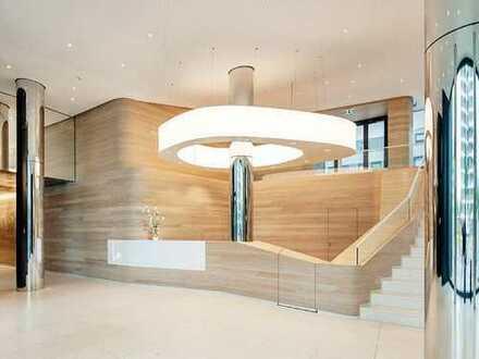 Luxuriöse 3-Zi-Wohnung mit Concierge-Service im Europaviertel