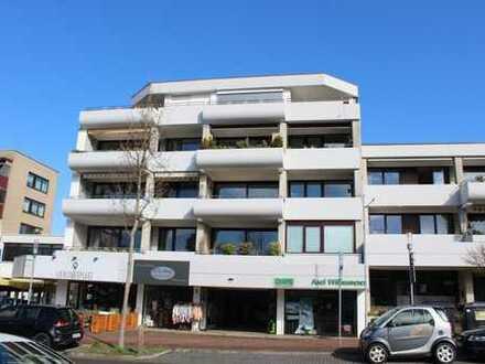 Tolle 4-Zimmer Wohnung mit Aufzug in zentraler Lage von Bad Nenndorf
