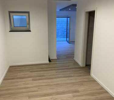 Erstbezug: attraktive 1,5-Zimmer-EG-Wohnung mit Terrasse in Ulm