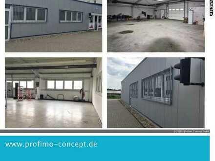 Halver: Moderne Industriehalle im Teileigentum