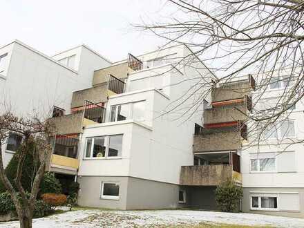 Waldbronn: Kapitalanlage, 2 ZKB mit Balkon und Aussenstellplatz