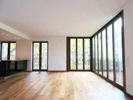 Luxus-Wohnung in 1 A Westend-Lage
