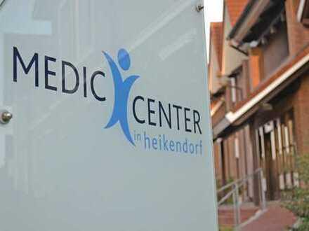 MEDIC CENTER Heikendorf: Individuell gestaltbarer Praxisraum mit Außen- und/oder TG-Stellplatz