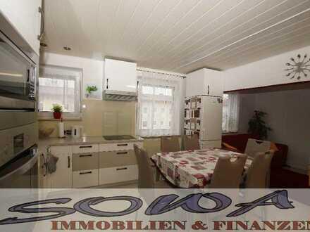 Wohnen auf zwei Ebenen mit 5 Zimmer - sofort bezugsfrei - Ein Objekt von Ihrem Immobilienpartner ...