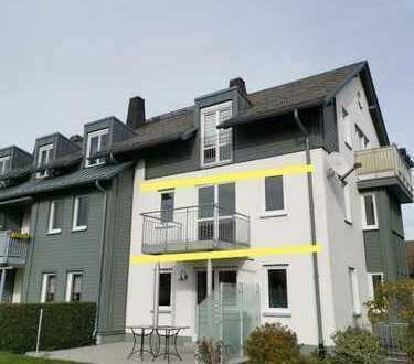 Schöne 4-Zimmer-Wohnung mit Balkon und EBK in Weißdorf