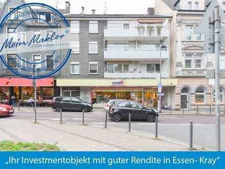 Ihr Investmentobjekt mit guter Redite in Essen- Kray