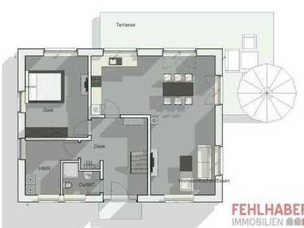 Modernes Einfamilienhaus (Neubau) mit 2 Vollgeschossen in Obstbausiedlung HGW