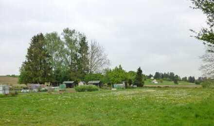 Zwei getrennte Krautgartengrundstücke